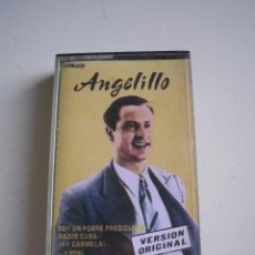 Casetes antiguos: ANGELILLO - VERSIÓN ORIGINAL. Lote 51431325
