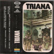 Casetes antiguos: TRIANA - EL PATIO (CASSETTE MOVIEPLAY 1975). Lote 51502486