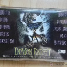 Casetes antiguos: DEMON KNIGHT - FROM THE CRYPT - 1994. Lote 51521083
