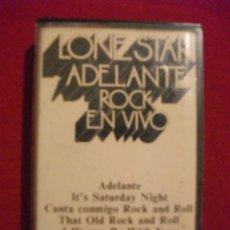 Casetes antiguos - LONE STAR ADELANTE ROCK EN VIVO - 51886903