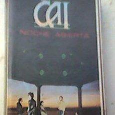 Casetes antiguos: CAÍ - NOCHE ABIERTA (CBS, 1980). Lote 52283409