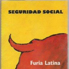 Casetes antiguos: SEGURIDAD SOCIAL. Lote 52316374