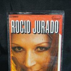 Casetes antiguos: ROCIO JURADO - GRANDES EXITOS - ORIGINAL DE 1983. Lote 52783496