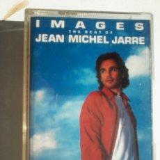 Casetes antiguos: JEAN MICHAEL JARRE-IMAGES-CASSETE. Lote 52911938