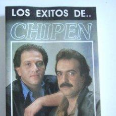 Casetes antiguos: CINTA CASETE - LOS EXITOS DE CHIPEN - HORUS 1991 - 8 TEMAS. Lote 53323359