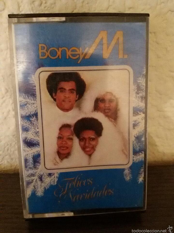 Boney M Christmas Album.Boney M Christmas Album Caset 1235