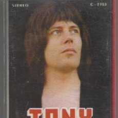Cassette antiche: TONY RONALD - I LOVE YOU BABY - 1972. Lote 54233156