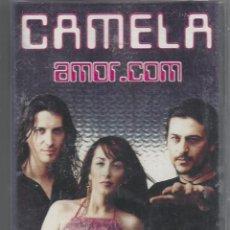 Casetes antiguos: CAMELA - AMOR.COM. Lote 54234124