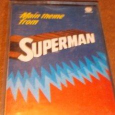 Casetes antiguos: CASETE SUPERMAN ORQUESTA HERMAN HELMER ------- (REF M2 E2). Lote 54471942