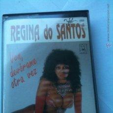 Casetes antiguos: REGINA SANTOS,VEN DEVORAME OTRA VEZ,1990. Lote 54515013