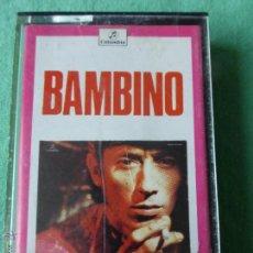 BAMBINO - CASETE - CINTA DE CASETTE