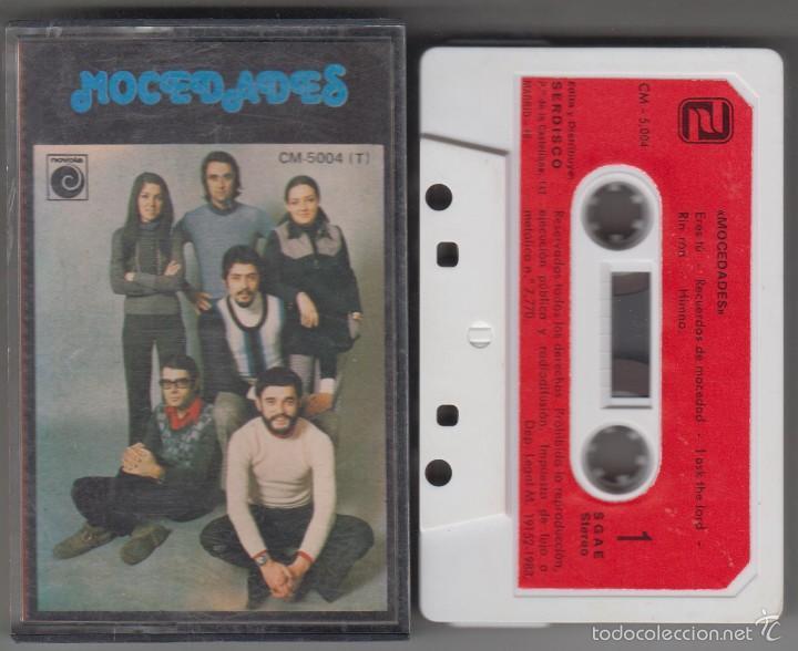 MOCEDADES CASSETTE 1983 ZAFIRO (Música - Casetes)