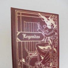 Casetes antiguos: LEYENDAS. GUSTAVO ADOLFO BECQUER 1. UNA PRODOCCION DE ARMONI.VER FOTOGRAFIAS ADJUNTAS. 4 CASETES.. Lote 55265800