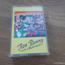 Casetes antiguos: JIVE BUNNY. AND THE MASTERMIXERS. Lote 56071402