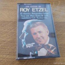 Casetes antiguos: ROY ETZEL. Lote 56081191