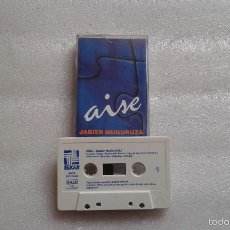 Cassetes antigas: JAVIER MUGURUZA - AISE CASSETTE 1997. Lote 56172108