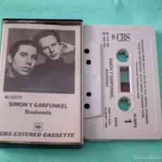 Casetes antiguos - SIMON & GARFUNKEL - BOOKENDS - 56846476