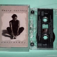 Casetes antiguos: TRACY CHAPMAN - CROSSROADS. Lote 57051688
