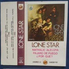 Casetes antiguos - Lone Star: Es largo el camino, Cassette Orange CO 1505 - 58109952