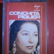 Casetes antiguos: CINTA DE CASSETTE - CASETE - CONCHITA PIQIER - SERIE VARIEDADES - COLUMBIA - 1972 -. Lote 57443355