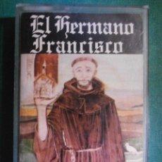 Cassettes Anciennes: CINTA DE CASSETTE, EL HERMANO FRANCISCO, CESAREO GABARAIN, EDICIONES PAULINAS, MUSICA RELIGIOSA 1981. Lote 57720976