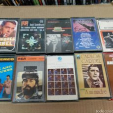 Casetes antiguos: LOTE N 2 CASSETTES JAZZ. Lote 57849101