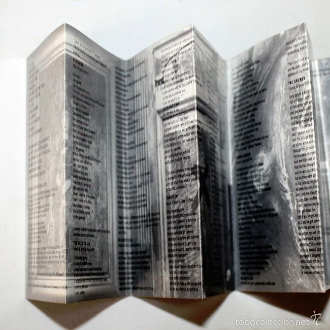 Casetes antiguos: Bad Religion - Generator - 1992 - Cassette Tape - Foto 3 - 58013363