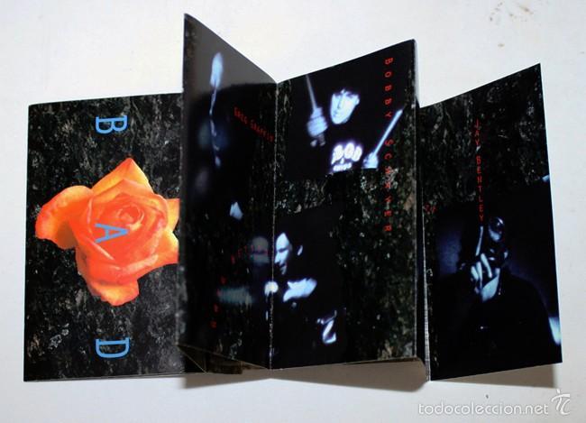 Casetes antiguos: Bad Religion - Generator - 1992 - Cassette Tape - Foto 4 - 58013363