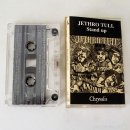 Casetes antiguos: JETHRO TULL - STAND UP - CHRYSALIS - 1969 - CASSETTE TAPE. Lote 58060639