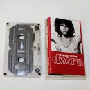 Casetes antiguos: THE BEST OF THE DOORS - 1985 - CASSETTE TAPE. Lote 58064464