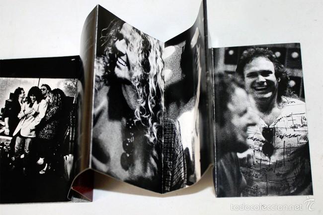 Casetes antiguos: Van Halen - For Unlawful Carnal Knowledge - 1991 - Cassette Tape - Foto 3 - 58064712