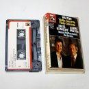 Casetes antiguos: WALTON - VIOLIN CONCERTO & VIOLA CONCERTO - NIGEL KENNEDY & ANDRE PREVIN - EMI- 1987 - CASSETTE TAPE. Lote 58064900