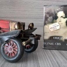 Casetes antiguos: RESULTS. LIZA MINNELLI. CASETE. PRECINTADO, SIN ABRIR. ORIGINAL CBS.. Lote 58245152