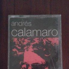 Casetes antiguos: ANDRÉS CALAMARO. HONESTIDAD BRUTAL. CASSETTE. CASETE.. Lote 190383903