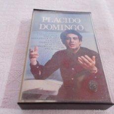 Casetes antiguos: PLACIDO DOMINGO. Lote 58422987