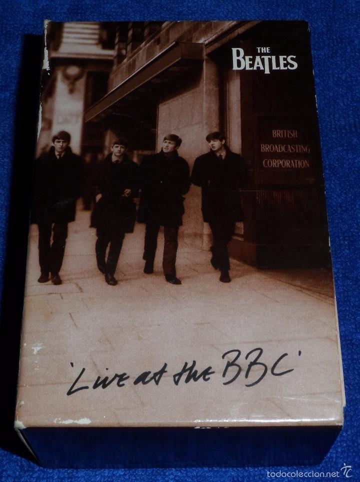 THE BEATLES - LIVE AT THE BBC - CASETE DOBLE (Música - Casetes)
