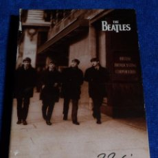 Casetes antiguos: THE BEATLES - LIVE AT THE BBC - CASETE DOBLE. Lote 58537071