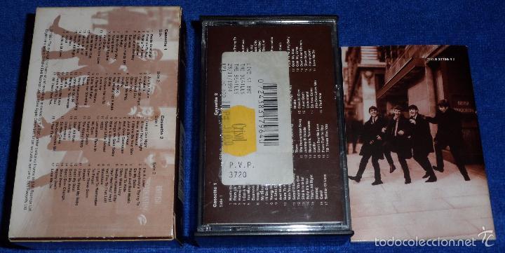 Casetes antiguos: The Beatles - Live at the BBC - Casete doble - Foto 5 - 58537071