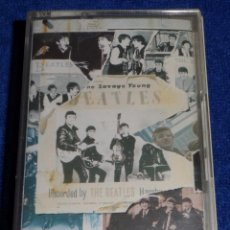 Casetes antiguos: THE BEATLES - ANTHOLOGY - CASETE DOBLE. Lote 58537107