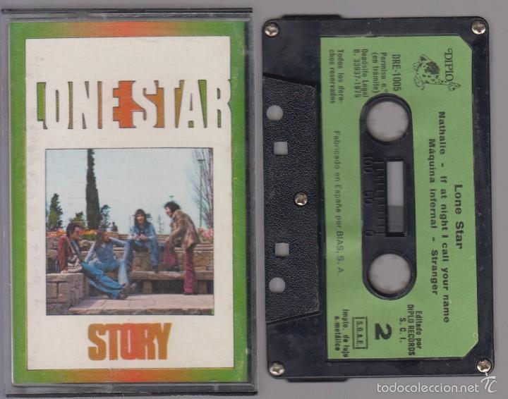 LONE STAR CASSETTE STORY 1975 (Música - Casetes)
