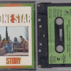Casetes antiguos: LONE STAR CASSETTE STORY 1975. Lote 58712064