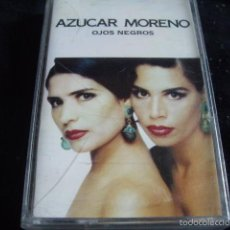 Casetes antiguos: AZUCAR MORENO-OJOS NEGROS. Lote 58740536