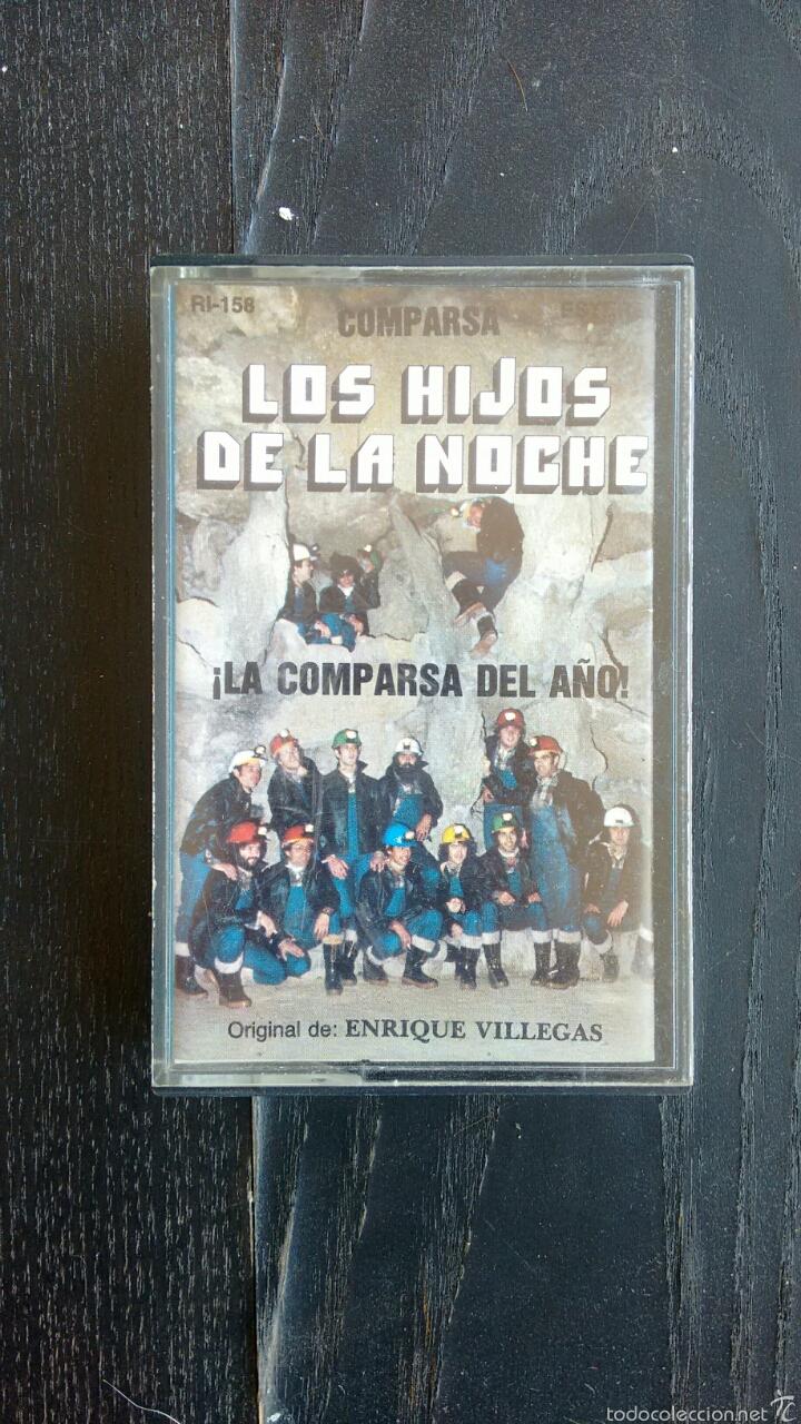 CINTA CASETTE CARNAVALES DE CADIZ ANTIGUO (Música - Casetes)