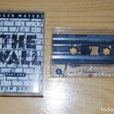 Casetes antiguos: CASETE PINK FLOYD THE WALL. Lote 90417194