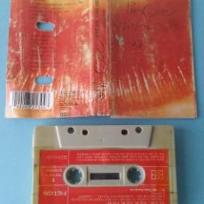 Casetes antiguos: THE CURE - KISS ME, KISS ME, KISS ME - 1987 - CINTA DE CASETE / CASETTE. Lote 62612700