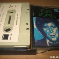 Casetes antiguos: CASETTE.- HITS OF TOM JONES. Lote 63303264