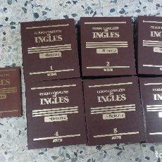 Casetes antiguos: CURSO DE INGLES, DE BERLIZ. Lote 63430572