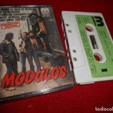 Casetes antiguos: MODULOS K7 CASSETTE 1983 MUSIVOX RARO CASSETTE. Lote 64134799