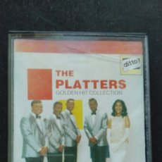 Casetes antiguos: THE PLATTERS. Lote 65036919