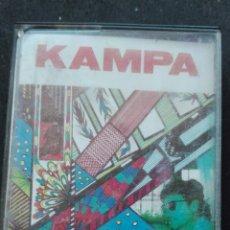 Casetes antiguos: KAMPA. Lote 65038550